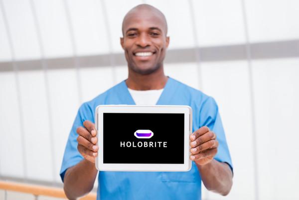 Sample branding #1 for Holobrite