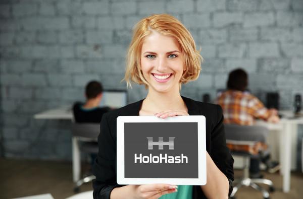 Sample branding #1 for Holohash