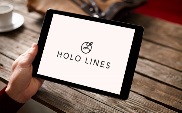 Sample branding #3 for Hololines