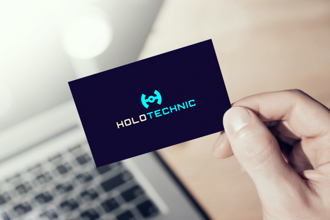 Sample branding #1 for Holotechnic