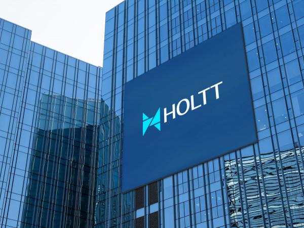 Sample branding #1 for Holtt