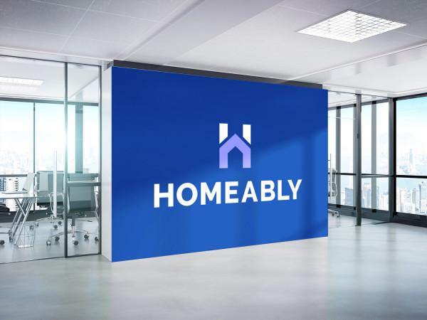 Sample branding #3 for Homeably