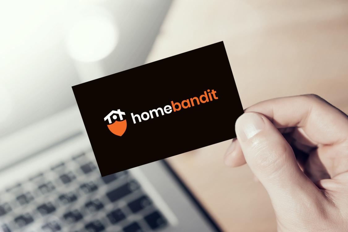 Sample branding #3 for Homebandit