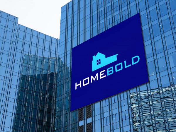 Sample branding #2 for Homebold