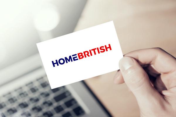 Sample branding #3 for Homebritish