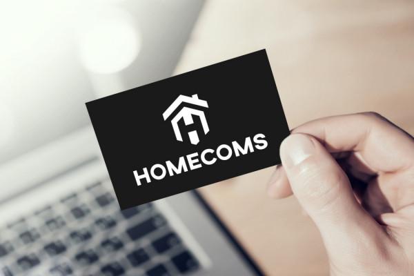 Sample branding #3 for Homecoms