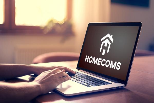 Sample branding #1 for Homecoms