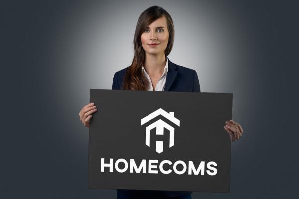 Sample branding #2 for Homecoms