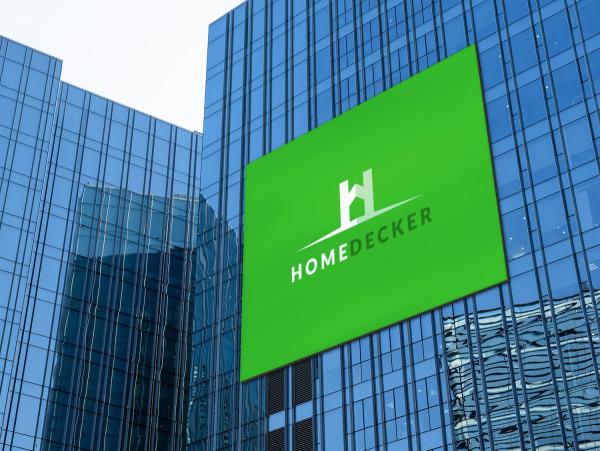 Sample branding #1 for Homedecker