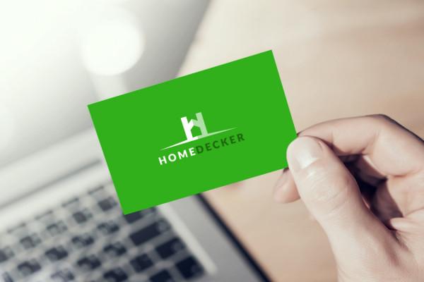 Sample branding #2 for Homedecker