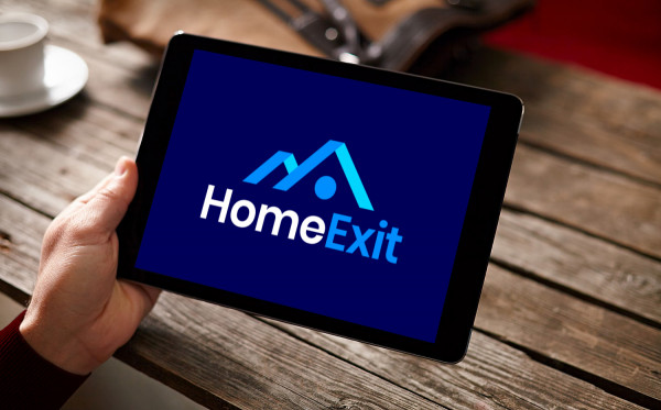 Sample branding #2 for Homeexit
