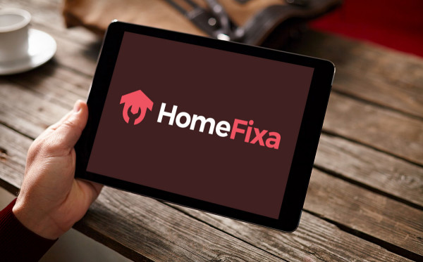 Sample branding #1 for Homefixa