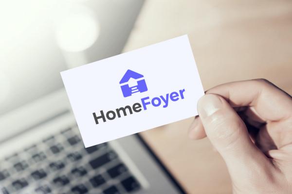 Sample branding #2 for Homefoyer
