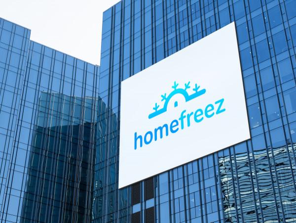 Sample branding #1 for Homefreez