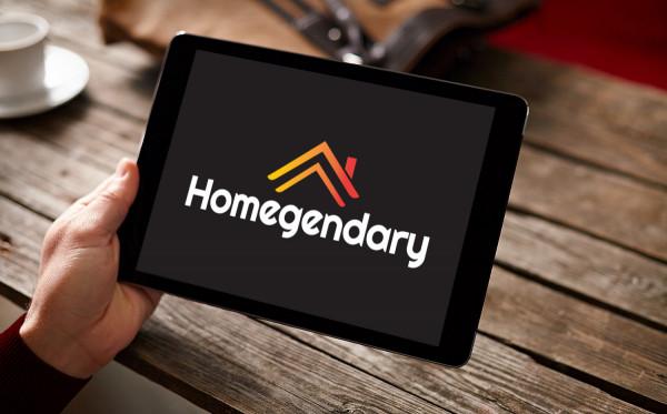 Sample branding #2 for Homegendary