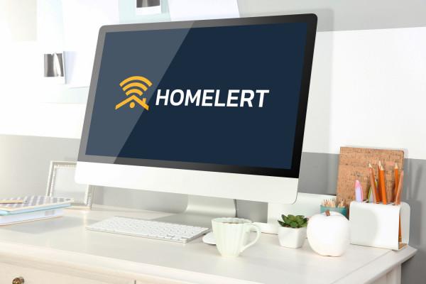 Sample branding #3 for Homelert
