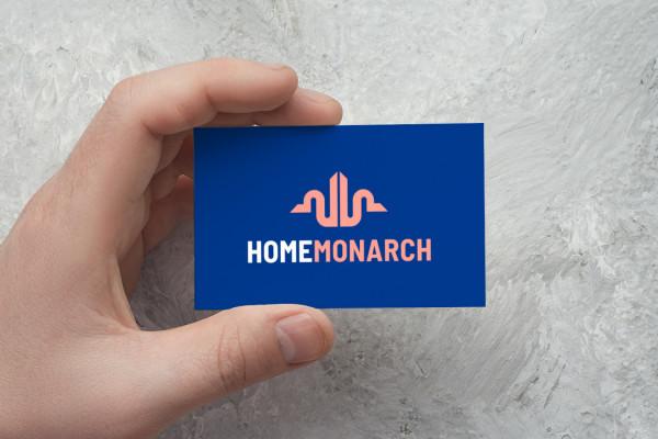 Sample branding #2 for Homemonarch