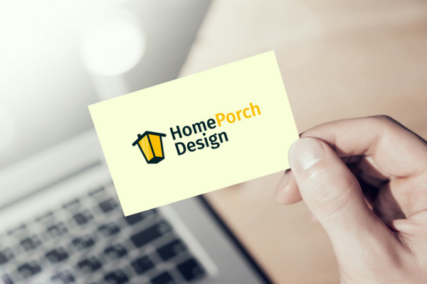 Sample branding #2 for Homeporchdesign