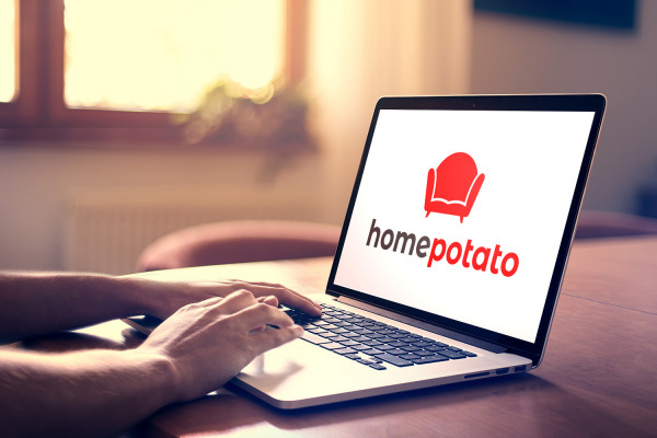 Sample branding #2 for Homepotato