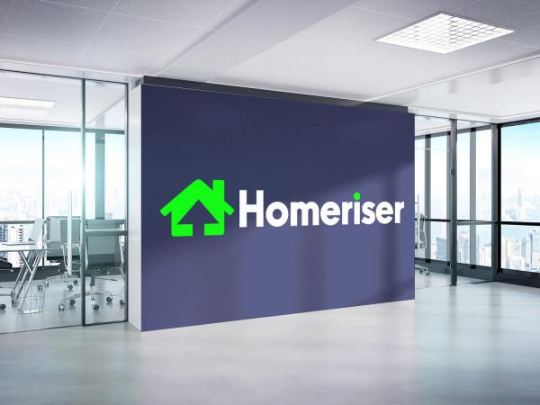 Sample branding #2 for Homeriser