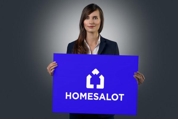 Sample branding #1 for Homesalot