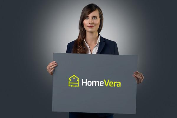 Sample branding #3 for Homevera