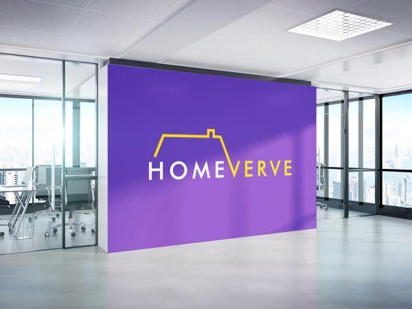 Sample branding #1 for Homeverve