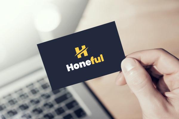Sample branding #2 for Honeful