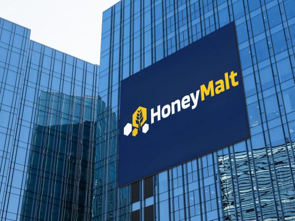 Sample branding #2 for Honeymalt