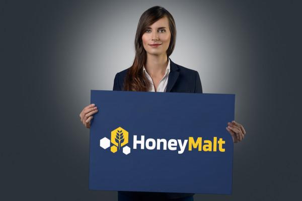 Sample branding #3 for Honeymalt