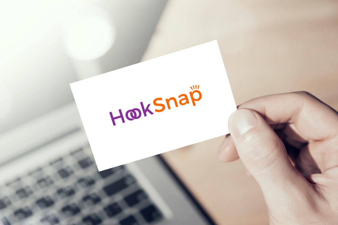 Sample branding #1 for Hooksnap