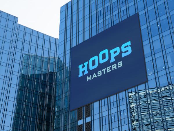 Sample branding #2 for Hoopsmasters