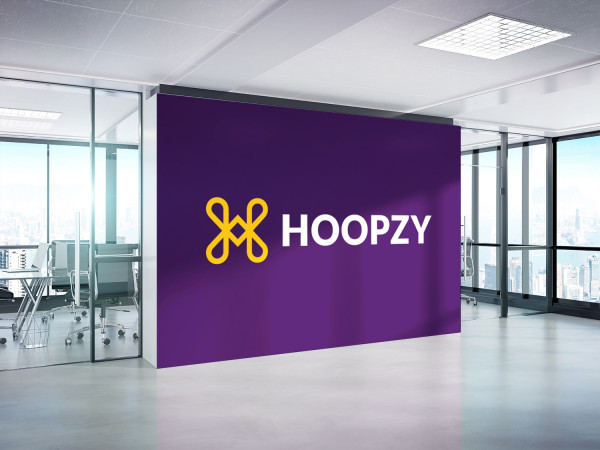 Sample branding #3 for Hoopzy