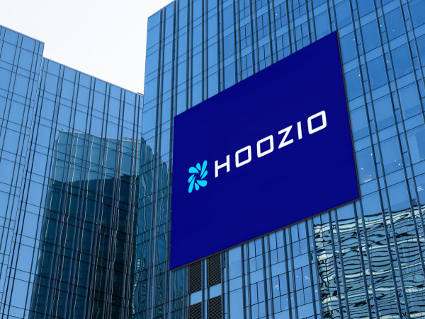 Sample branding #1 for Hoozio