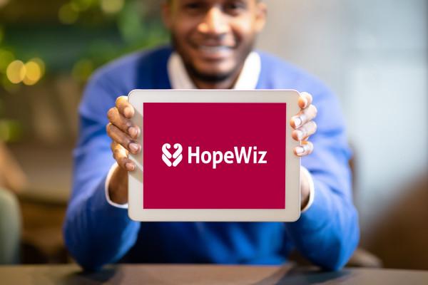 Sample branding #3 for Hopewiz