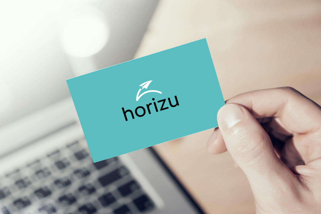 Sample branding #3 for Horizu