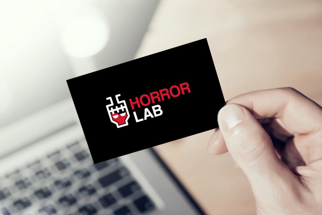 Sample branding #3 for Horrorlab