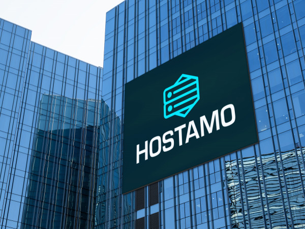 Sample branding #1 for Hostamo