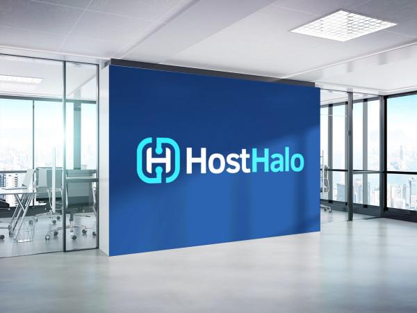 Sample branding #1 for Hosthalo