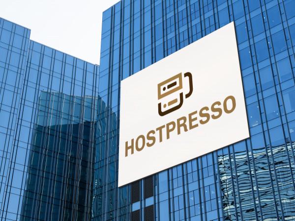 Sample branding #3 for Hostpresso