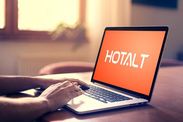 Sample branding #1 for Hotalt