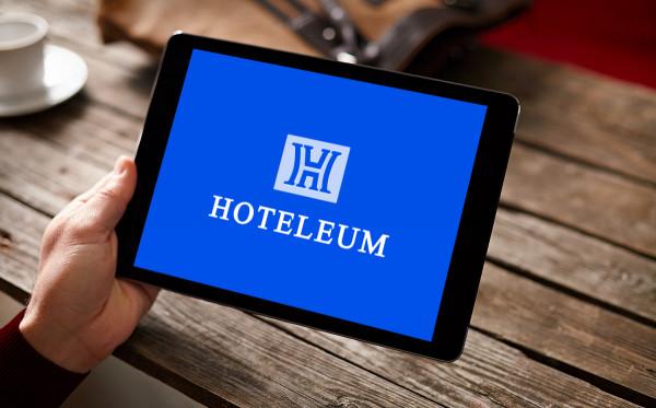 Sample branding #3 for Hoteleum