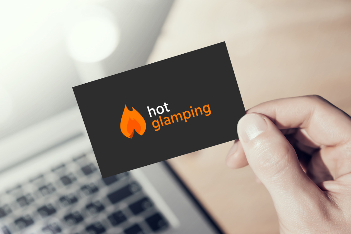 Sample branding #3 for Hotglamping