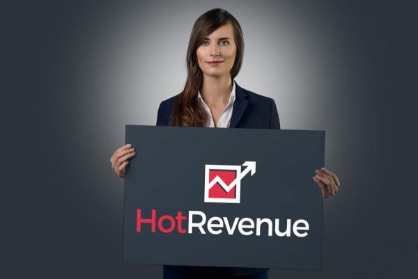 Sample branding #3 for Hotrevenue