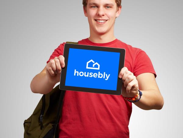 Sample branding #1 for Housebly