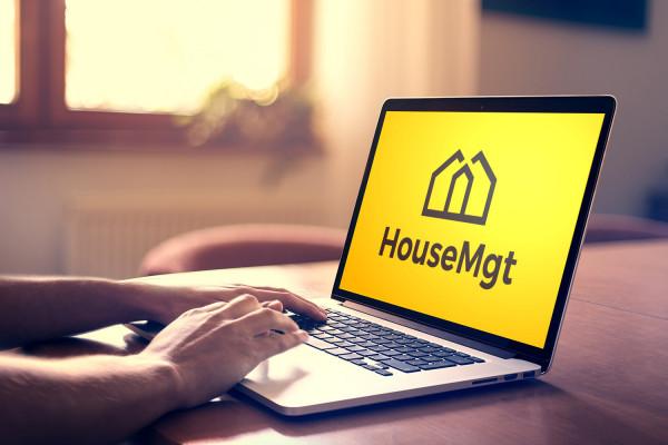 Sample branding #2 for Housemgt