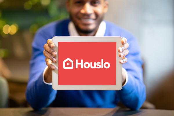 Sample branding #2 for Houslo