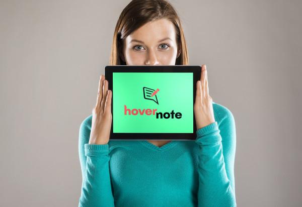 Sample branding #1 for Hovernote