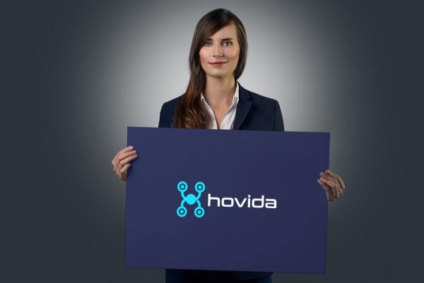 Sample branding #3 for Hovida