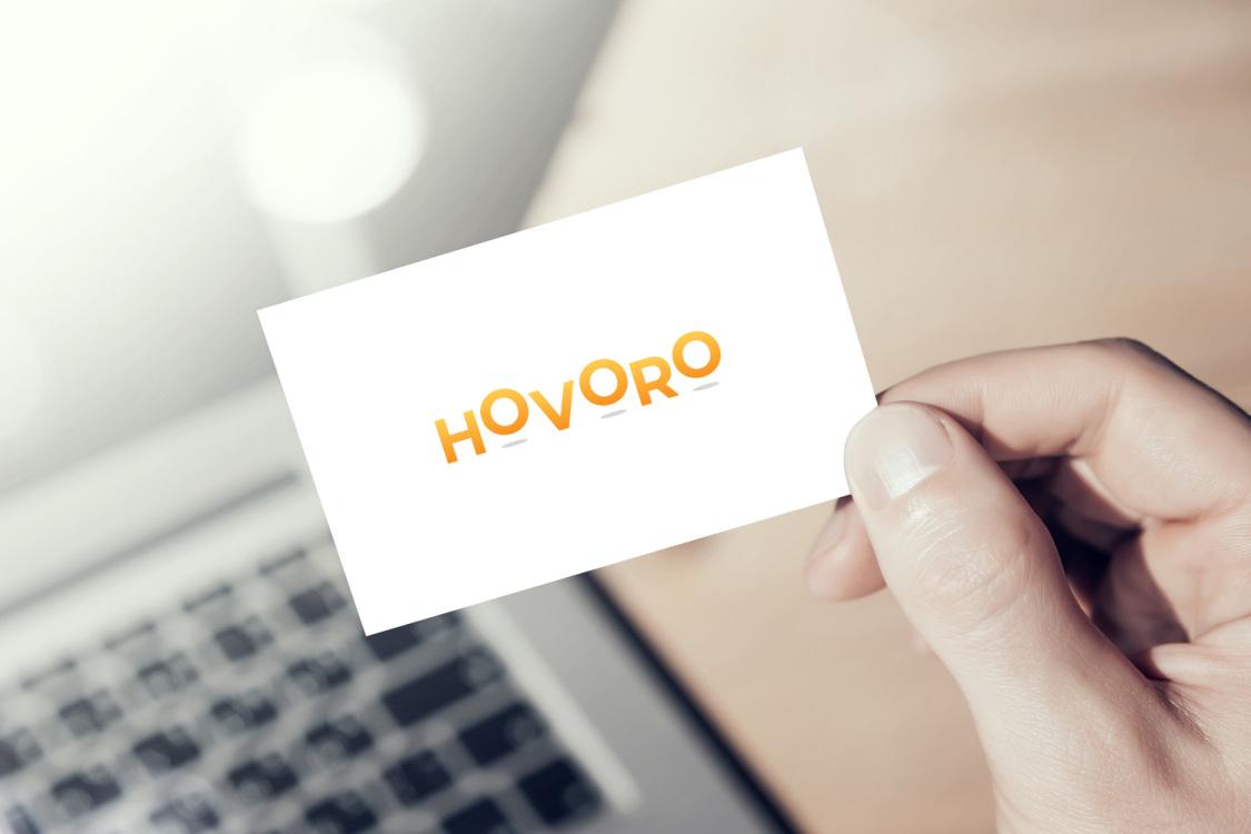 Sample branding #1 for Hovoro